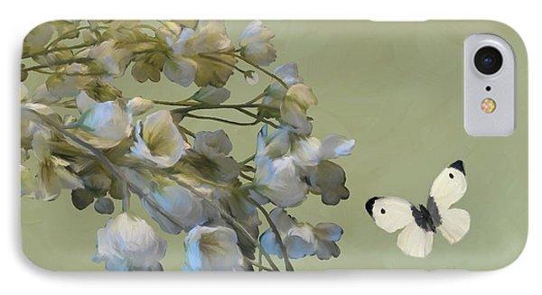 Floral07 IPhone Case