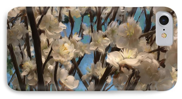 Floral08 IPhone Case