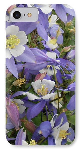 Floral3 Phone Case by Cynthia Powell