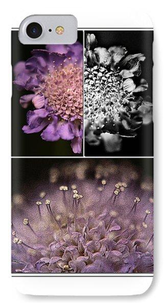 Floralicious  Phone Case by Bonnie Bruno