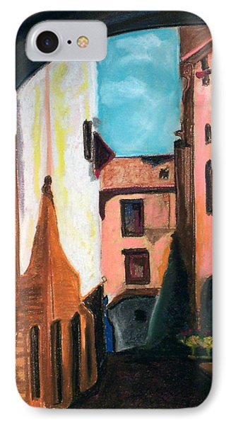 Florence Cove IPhone Case by Patricia Arroyo