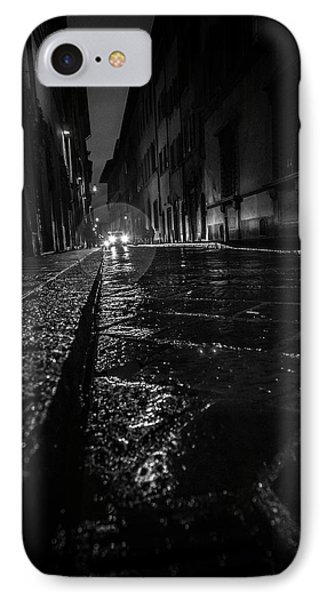 Florence Nights IPhone Case by Sonny Marcyan