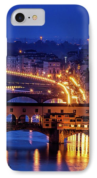 IPhone Case featuring the photograph Florentine Strands by Andrew Soundarajan