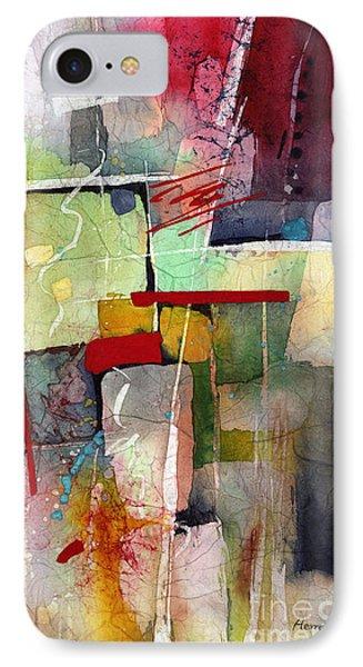Florid Dream IPhone Case by Hailey E Herrera