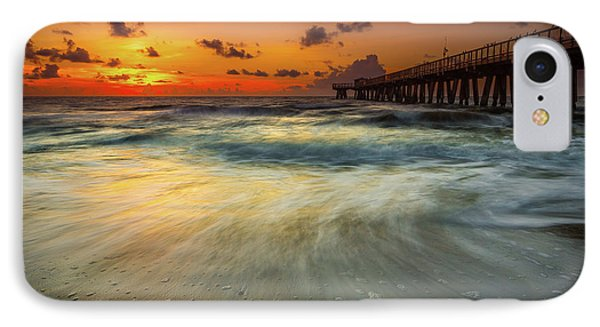 Florida Breeze IPhone Case by Edgars Erglis