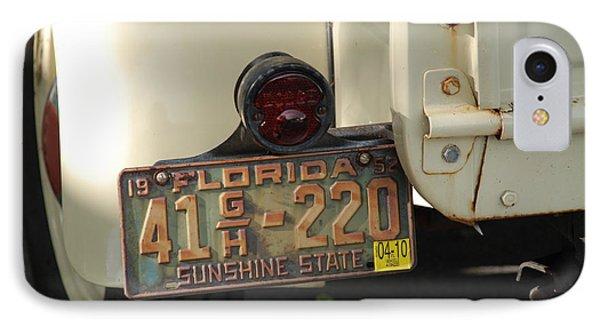Florida Dodge Phone Case by Rob Hans