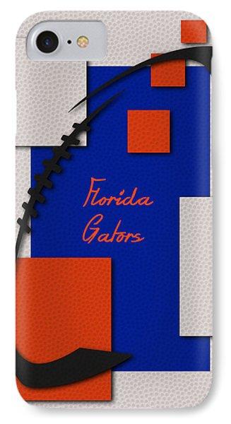 Florida Gators Art IPhone Case by Joe Hamilton