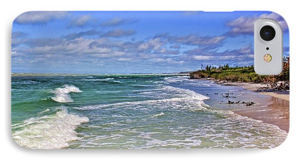 Florida Gulf Coast Beaches IPhone Case by HH Photography of Florida