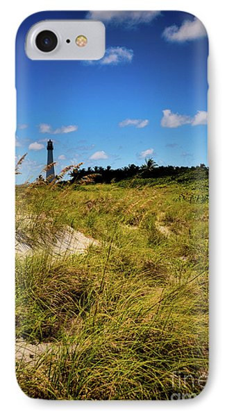 IPhone Case featuring the photograph Florida Lighthouse  by Kelly Wade