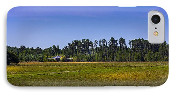 Florida Ranch IPhone Case by Marvin Spates