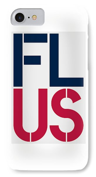 Florida IPhone Case by Three Dots