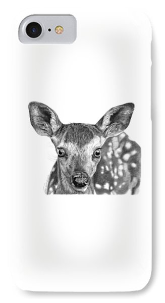 Florry The Fawn IPhone Case