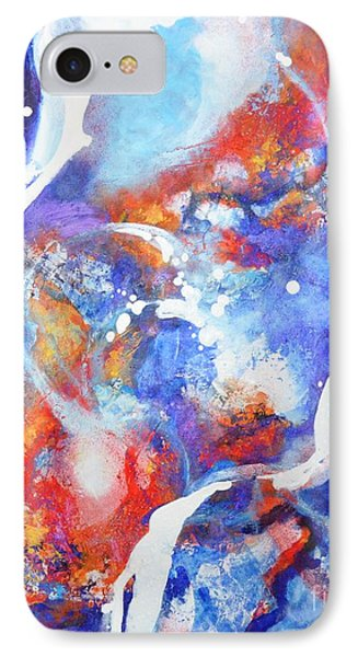 Flow IPhone Case by Betty M M Wong