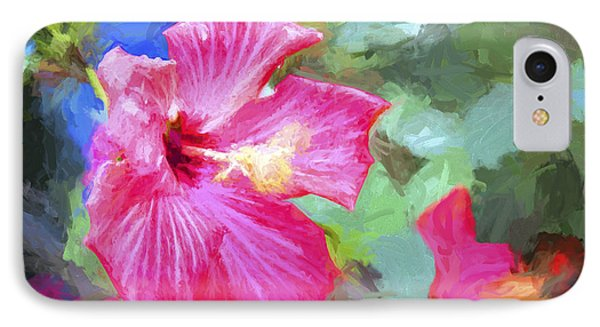 Flower 1 IPhone Case by Glenn Gemmell