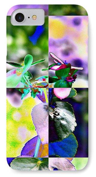 Flower 2 Phone Case by Tim Allen