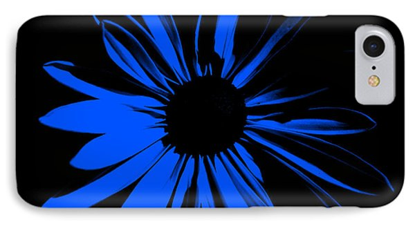IPhone Case featuring the digital art Flower 4 by Maggy Marsh