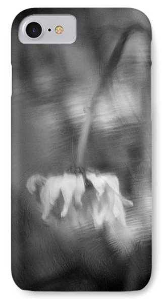 Flower #7421 IPhone Case by Andrey Godyaykin