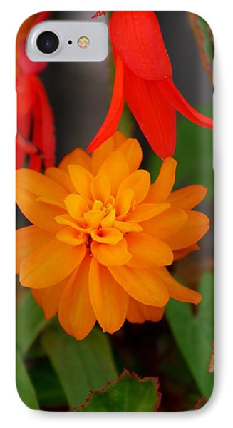 IPhone Case featuring the photograph Flower by Bernd Hau