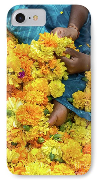 Flower Child IPhone Case by Tim Gainey