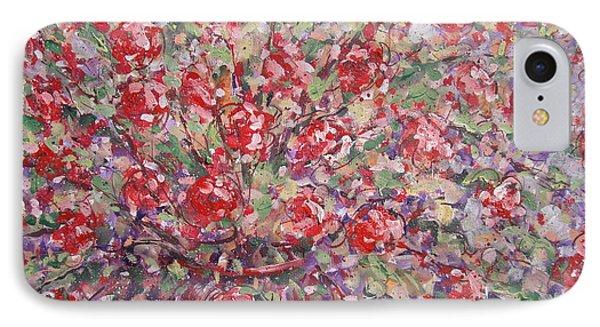 Flower Feelings. IPhone Case