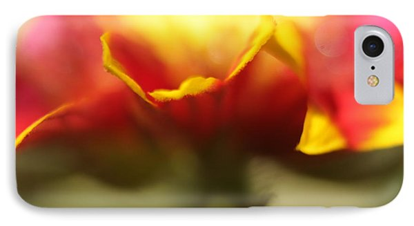 IPhone Case featuring the photograph Flower Impressions II by Martina  Rathgens