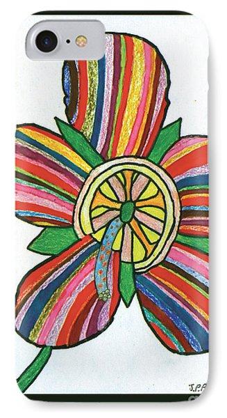 Flower Phone Case by Jeffrey Peterson