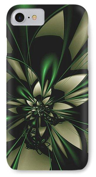 Flower Of Art IPhone Case