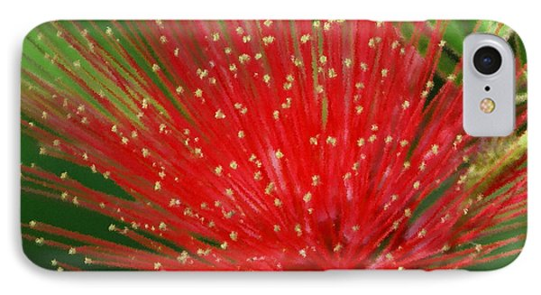 Flower Optics 3 Phone Case by Debbie May