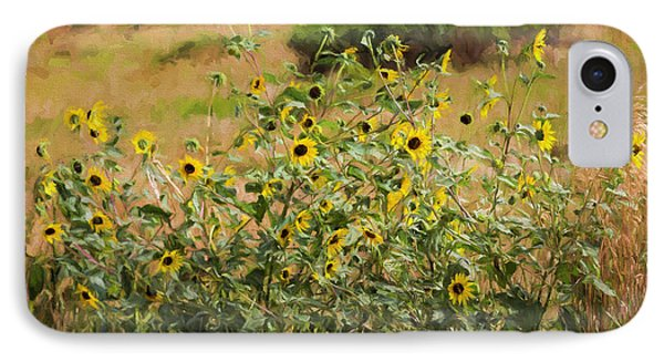 Flower Or Weed? IPhone Case by Jon Burch Photography