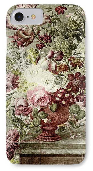 Flower Painting IPhone Case