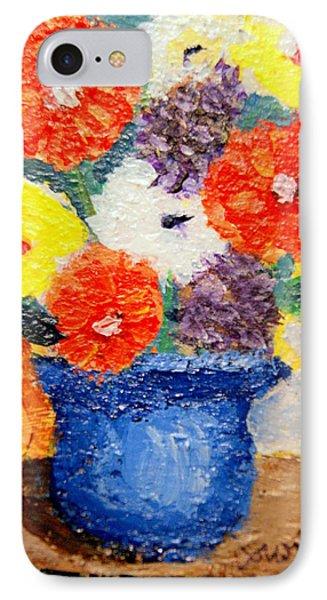 Flower Pot IPhone Case