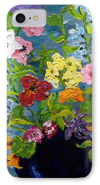 Flower Power IPhone Case by Diane Arlitt