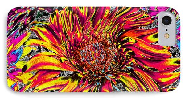 Flower Power II IPhone Case