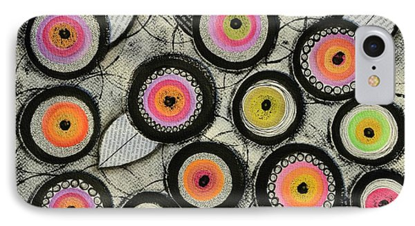 Flower Series 2 IPhone Case by Graciela Bello