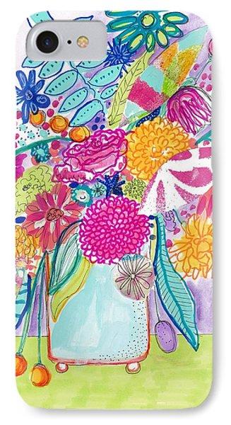 Flower Still Life IPhone Case