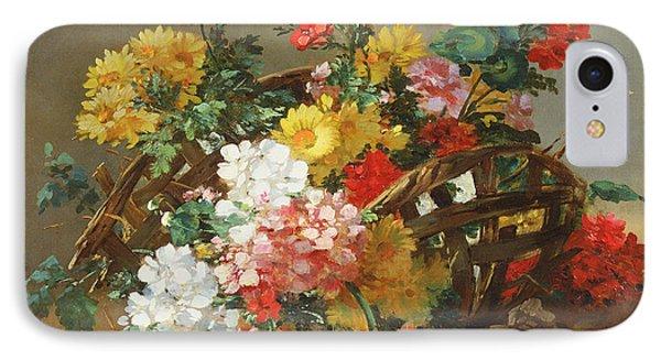 Flower Study IPhone Case