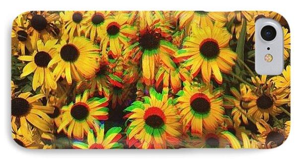 Flower Trip IPhone Case
