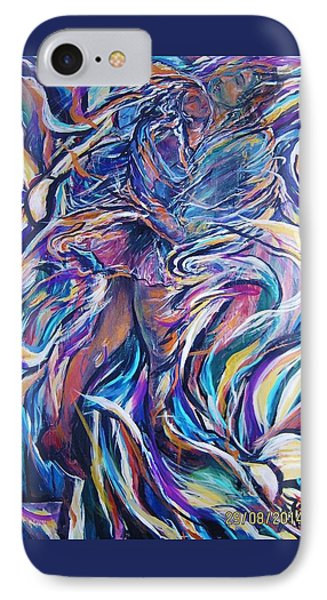 Flowering IPhone Case by Dawn Fisher