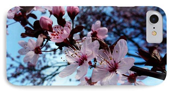Flowering Of The Plum Tree 6 Phone Case by Jean Bernard Roussilhe