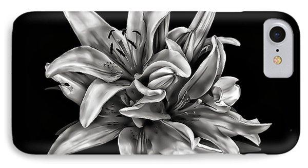 Flowers 8449 IPhone Case by Walt Foegelle