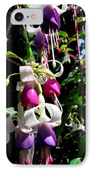 IPhone Case featuring the photograph Flowers by Bernd Hau