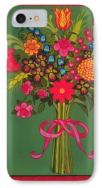 Flowers IPhone Case by Ditz