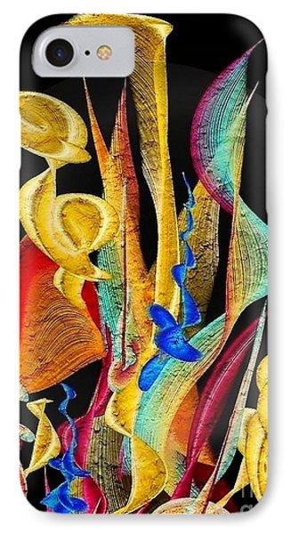Flowers Dream By Nico Bielow IPhone Case