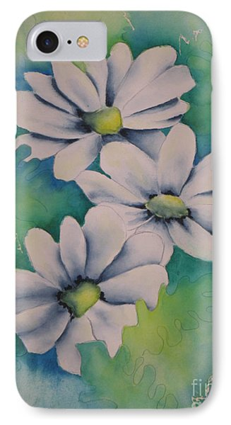 Flowers For You IPhone Case by Chrisann Ellis