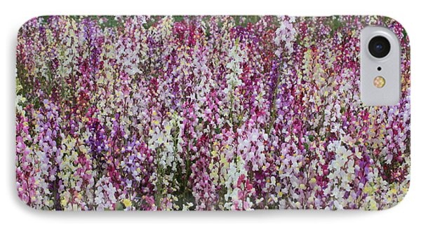 Flowers Forever Phone Case by Carol Groenen