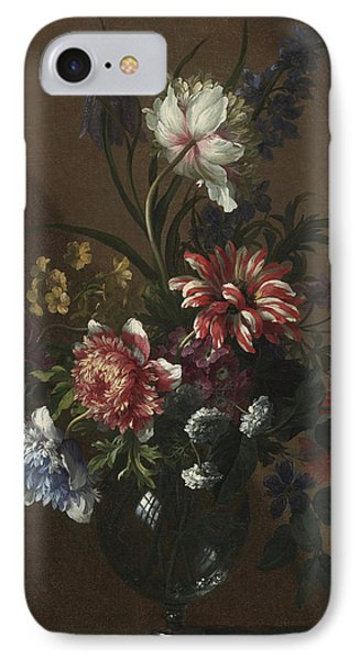 Flowers IPhone Case by Celestial Images
