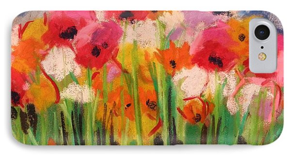 Flowers IPhone Case by John Williams