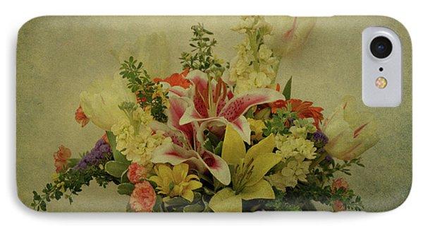Flowers Phone Case by Sandy Keeton