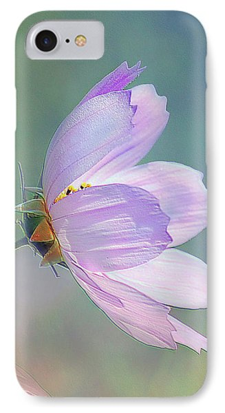 IPhone Case featuring the photograph Flowing In The Wind by Elaine Manley