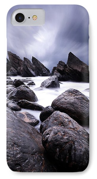 IPhone Case featuring the photograph Flowing by Jorge Maia